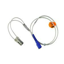 Oximeter Nihon Kohden Sensor SPO2 Tongue Vet Clip Animal For Nellcor Sell Well