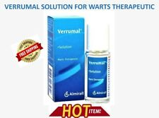 VERRUMAL Solution for effective removal of warts & corns Therapeutic Exp 07/22