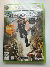 Shadowrun For Xbox 360 (New & Sealed)