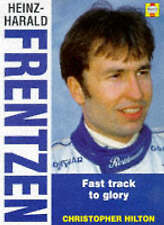 HEINZ-HARALD FRENTZEN: BACK ON THE PACE., Hilton, Christopher., Used; Very Good