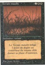 Magic - Terrain maudit