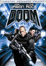 Doom (DVD, 2006, Unrated Extended Edition)