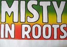 MISTY IN ROOTS TOUR POSTER / KONZERTPLAKAT