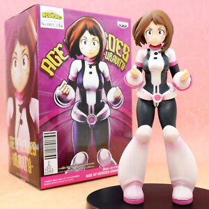 My Hero Academia Ochaco Uraraka Uravity Anime Figure Hero Costume Zero Gravity