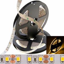 DEMODU® LED Stripe 12V ECO Warmweiß 3000K 120SMD/m 2835 5m Streifen Strip Band