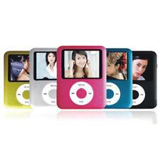 MP3 PLAYER 4GB MP4 LETTORE 8GB 16GB 32GB AUDIO VIDEO FOTO RADIO FM qw