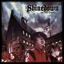 US and Them 0075678386626 by Shinedown CD