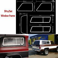 Chevrolet K5 Blazer principal Cab Fenêtre Transparente pièces Tree RC4WD Z-B0114 Windows K 5