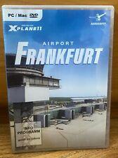 PC Flugsimulator Airport Frankfurt Add-On für XPlane 11
