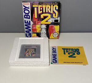Tetris 2 Nintendo Game Boy - Boxed & Complete