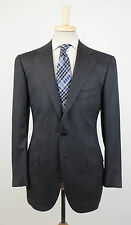NWT CESARE ATTOLINI NAPOLI Gray Wool 3/2 Button Suit 54/44 R Drop 7 $6595