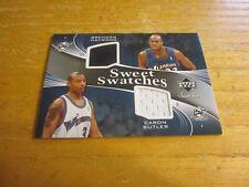 Brendan Haywood/Caron Butler 2006-07 Sweet Shot Swatches Dual #CH #'d 102/199