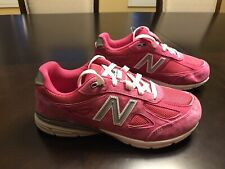 New Balance 990V4 Pink Made in USA Sneaker Shoes