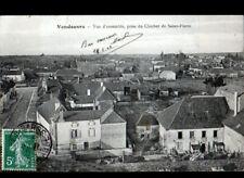 VENDEUVRE-sur-BARSE (10) VILLAS en 1908