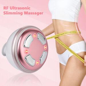 Ultrasonic Cavitation Fat Cellulite Remover Body RF Slimming Massager Machine