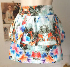 Short/Mini Party Straight, Pencil Floral Skirts for Women