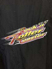 Aerosmith Rockin' Roller Coaster Jacket M Medium Mens Hollywood Studios Disney
