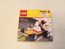 NEW IN BOX LEGO 1250 DRAGSTER SET - Shell Oil Promo Promotional #5 of 6