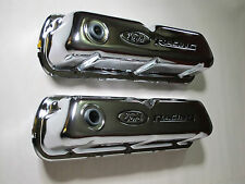 NEW IN BOX ProForm Steel Stock Height Valve Covers Small Block Ford P/N 302-071