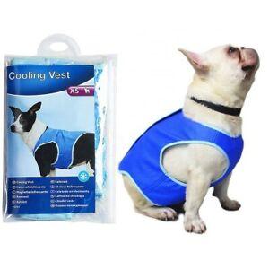 Smart Love Dog Cooling Vest, Breathable Pet Cooling Coat Anti-heat For Summer