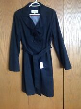 Womens Calvin Klein - CK - 3/4 length Coat - Size Large