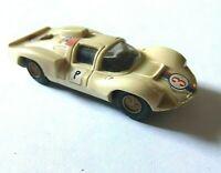 Champion Modellauto Chaparral 2D Plastik Diecast 1:64 Le Mans 66