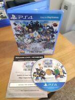World Of Final Fantasy - Sony Playstation PS4 Game - FAST & FREE P&P!