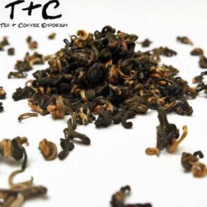 Yunnan Golden Screw - Exclusive Loose Leaf Black Tea (25g - 1kg)