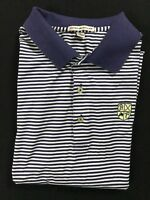 Peter Millar Short Sleeve Golf Polo Size XL