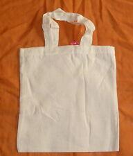 Baumwollbeutel, Baumwolltasche, kleine Tasche  Stoff Anmalen Bemalen,