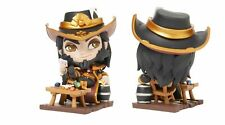 *New* League of Legends Twisted Fate Figure Series 3 #011 Figurine Limited Riot