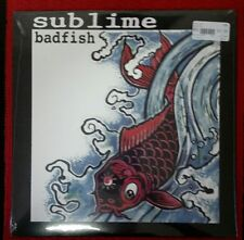 "SUBLIME 2017 RSD BADFISH 12"" EP 45 RPM VINYL. LIMITED"