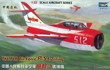Trumpeter 02203 1:32nd scale Chengdu FT-5 PLA Airforce Trainer