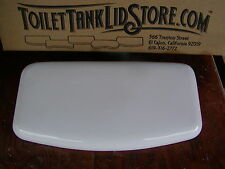 Universal Rundle / Crane 4471 4474 White Toilet Tank Lid Excellent Condition 5DC
