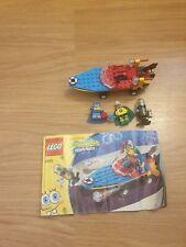 LEGO SPONGEBOB SQUAREPANTS HEROIC HEROES OF THE DEEP 3815 🔥🔥 RARE *COMPLETE!*