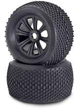 Räder (Carson)  Truggy Reifen/Felge verklebt,1:8 Off-Road, 17 mm Radmitn.,2 St.