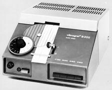 Manuel d'interprétation des diagrammes Vibrograf Watchmaker Witschi Uhrmacher