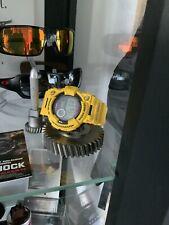 🐸 G-Shock Frogman Custom GWF-1000-1 as GWF-T1030F Yellow Frog 🐸