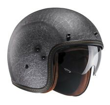 Casco Helm Casque Helmet HJC FG-70S VINTAGE FLAT GRIGIO XL