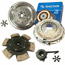 SACHS DUAL MASS FLYWHEEL AND PADDLE CLUTCH KIT FOR AUDI TT COUPE 2.0 TTS QUATTRO