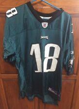 Reebok Philadelphia Eagles Adult XL Jersey #18 Jeremy MACLIN Green