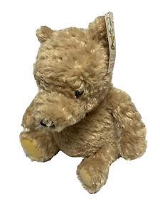 "Classic Pooh Winnie The Pooh Bear Gund Disney 9"" Stuffed Plush Toy NWT"