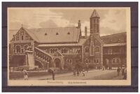 Ansichtskarte - Braunschweig - Burg Dankwarderode 1922 AK