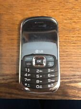 LG voyager flip phone verizon phone only Works great