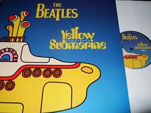 THE BEATLES : YELLOW SUBMARINE LP 1999 APPLE EU