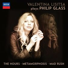 Valentina Lisitsa - Valentina Lisitsa Plays Philip Glass [New CD]