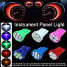 10X Car T10 2825 501 Dashboard LED Light Bulb Lamp 12V Replacement Color choice