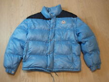 Rare Moncler vintage retro down filled puffa jacket S detachable sleeves minty