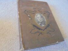 Vintage Book William McKinleys Lysande Lefnadsbana Swedish Norwegian