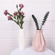 Origami Vases Modern Vases Plant Plastic Flower Pot Basket Home Decoration Home